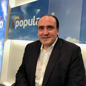 EuropaPress secretario general del PP Daniel Serrano  Catalunya Suma