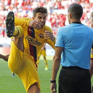 Pique De Jong Osasuna Barca EFE
