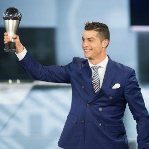 Cristiano Ronaldo The Best FIFPro FIFA 2016 Efe