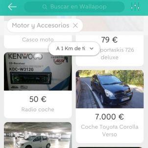 wallapop cotxes