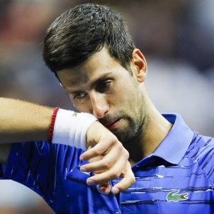 Novak Djokovic us open EFE