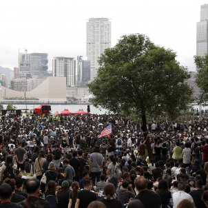 Hong Kong manifestació