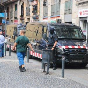 Mossos d'Esquadra Barcelona seguretat ACN
