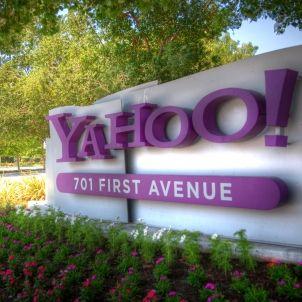 Yahoo Yahoo! signage flickr