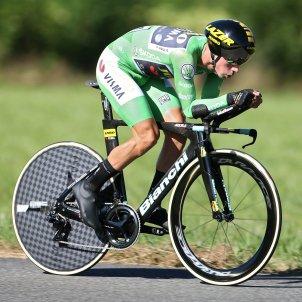 Primoz Roglic Vuelta a Espanya EFE