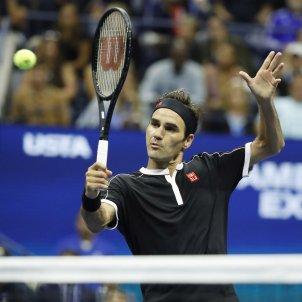 Roger Federer US Open EFE