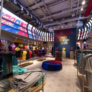 Barca store Canaletes FC Barcelona