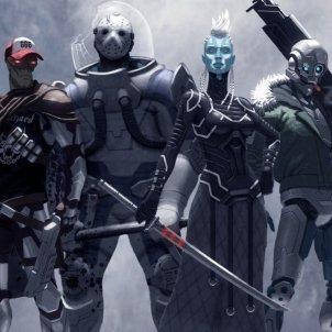 Killsquad: videojoc personatges