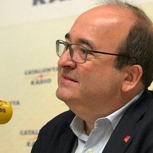 Miquel Iceta Catalunya Ràdio