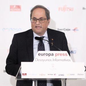 Quim Torra conferència   EP