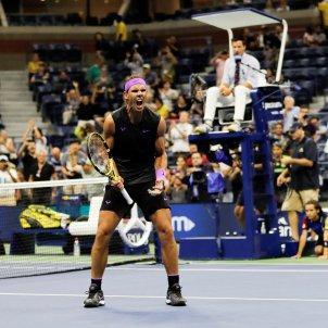 Rafa Nadal Schwartzman Us Open EFE