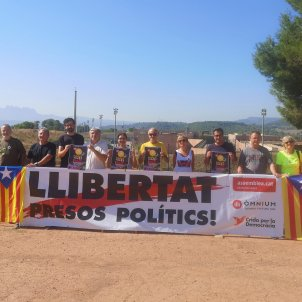 Organització marxa torxes Lledoners 2019