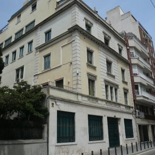 Sinagoga del carrer Avenir - wikipedia