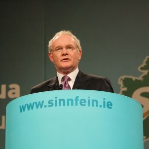 Martin McGuinness - Flickr