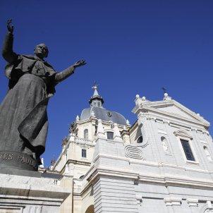 Catedral de la Almudena de Madrid - EuropaPress