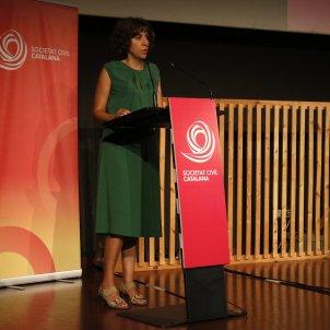 Secretaria Estat Espanya Global Irene Lozano - ACN