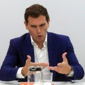 albert rivera cara EFE
