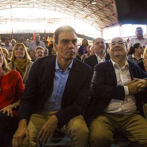 PSC i PSOE al Prat