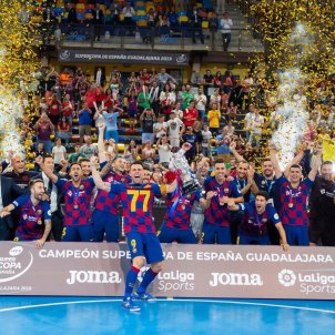 Supercopa Futsal España Barça