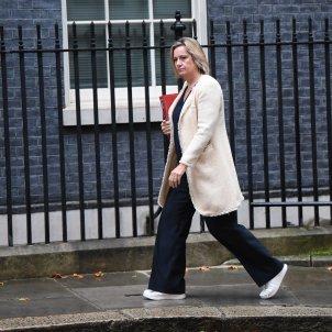 Ministra treball britanica Amber rudd - Efe