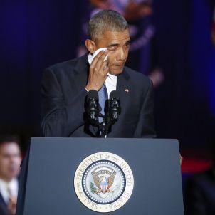 Obama adéu efe