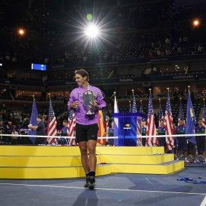 Rafa Nadal campio US Open EFE