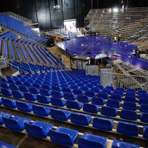 Cirque du Soleil escenari Messi 10 Sergi Alcàzar