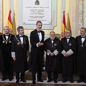 Felip VI obertura any judicial 2   EFE