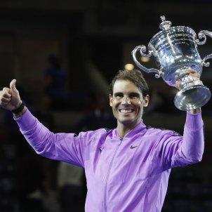 Rafa Nadal campio US Open 2 EFE
