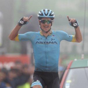 Jakob Fuglsang Vuelta Espanya EFE