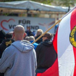 Partido Nacionaldemócrata de Alemania NPD neonazi - europa press