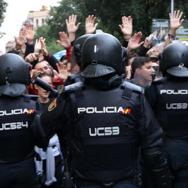 Policia Nacional Esquena 1-o ACN
