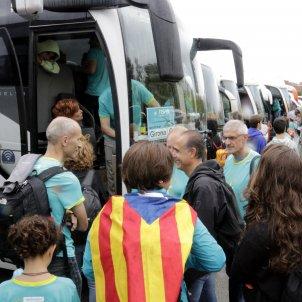 Autocars Diada 2019 Girona ACN