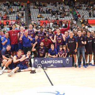 Barça Lliga Catalana bàsquet FC Barcelona