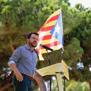 Pere Aragones ERc Diada 2019 - Sergi Alcazar