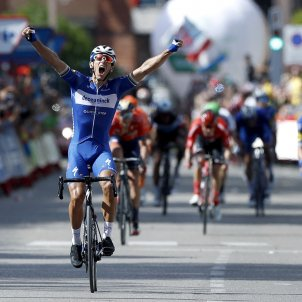 Philippe Gilbert Vuelta Espanya EFE
