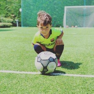 Mateo Messi @antonelaroccuzzo