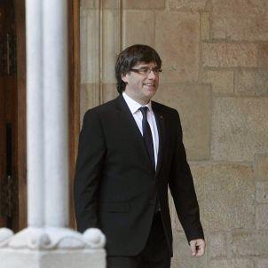 Carles Puigdemont-President Generalitat-efe