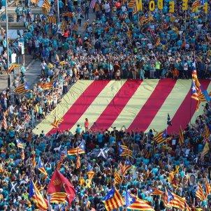 diada 2019 plaça espanya - Sergi Alcàzar