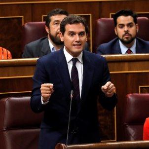 Albert Rivera Congrés Diputats Diada EFE