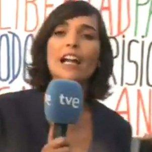 El Nacional Diada 2019 agressió periodista TVE