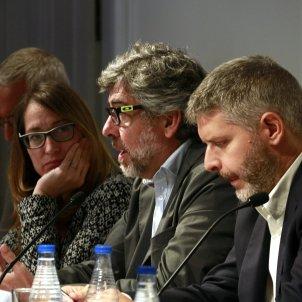 Jordi Pina, Andreu van Enynde, Marina Roig   ACN