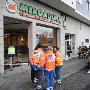 Mercadona tiroteig - EFE