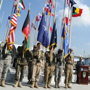 NATO Training Mission Afghanistan command changes hands (6315323409)