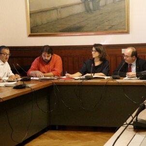reunio grup parlamentari PSC   ACN
