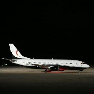 Primer avió aeroport Ciudad Real Europa Press