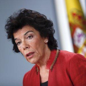Isabel Celaá - EFE