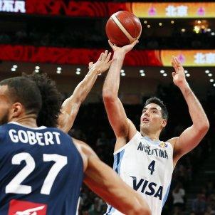 argentina frança mundial basquet efe