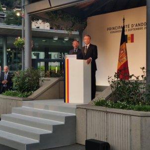 Macron Andorra @governandorra