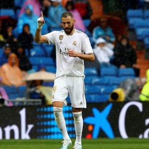 Benzema Reial Madrid Llevant EFE
